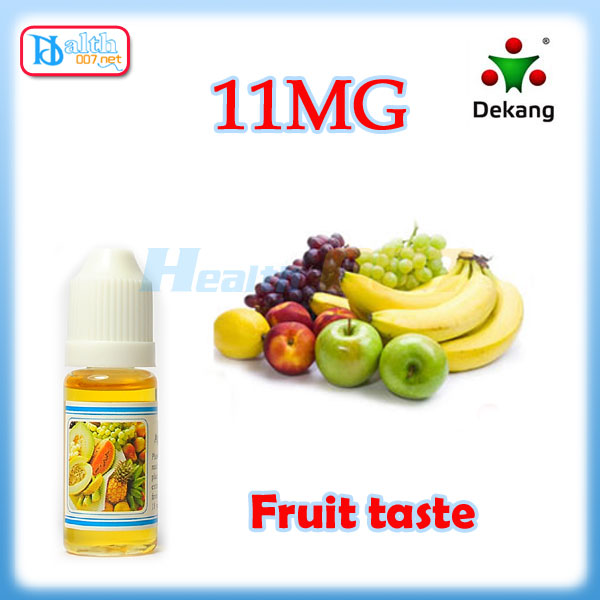 Dekang eliquid Fruit flavor 10ml 11mg