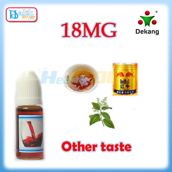 Dekang e-juice other flavor 10ml 18mg