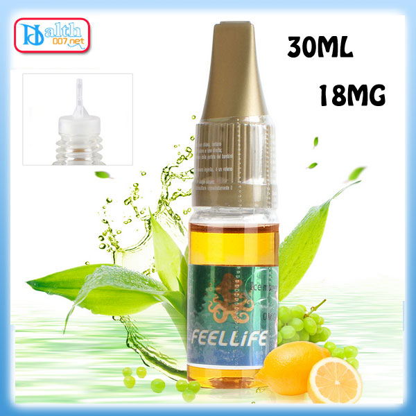 FeelLife e-juice vaporizer liquid 30ml 18mg